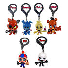 CUTE FIVE NIGHTS AT FREDDY'S FNAF COLLECTOR CLIPS CHICA BONNIE FOXY PUPPETS