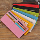 Long style Fashion Card Holder Package Coin Purse for Women Gril's 8 colors