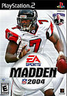 Madden NFL 2004 (Sony PlayStation 2, 2003) PS2 GAME COMPLETE