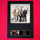 THE VOICE Series 1 Mounted Signed Photo Reproduction Autograph Print A4 11