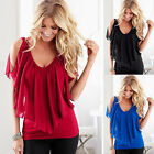 Summer Women Lady Tank Fashion Loose Vest Sleeveless T-Shirt Casual Tops LAK