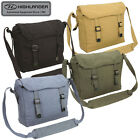 Highlander Large Web Haversack / Shoulder Bag 27 x 20 x 10cm w/Adjustable Straps