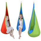 Children Kids Indoor Outdoor Pod Swing Chair Tent Nook Hanging Seat Hammock Hot