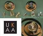 Victorian Style Servants Bell Traditional Antique Style Nickel & Brass