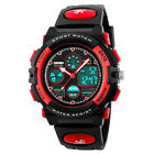 Fashion Sports Wrist Watch LED Digital Waterproof Watches For Kids child boys