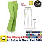 Внешний вид - WonderWink Women's (TALL LENGTH XXS-3X) Medical Scrub Uniform Pant Bottoms