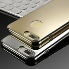 Luxury New Metal effect Slim Mirror Hard Case Cover For Apple iPhone 6 6s 7 Plus