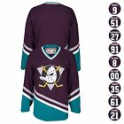 2016 17 Anaheim Ducks CCM REEBOK NHL Premier Player Jersey Collection Mens