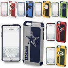 Official NFL Case For iPhone 8 and 7 Impact Shockproof Armor Hybrid Fan Cover