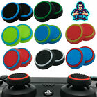 2 x EXTREME-GRIP® Thumb Stick Cover Grip Caps For Sony PS4 + PS3 Controller