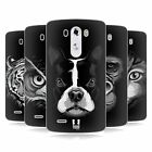 HEAD CASE DESIGNS BIG FACE ILLUSTRATED 2 SOFT GEL CASE FOR LG G3