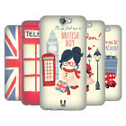 HEAD CASE DESIGNS I DREAM OF LONDON SOFT GEL CASE FOR HTC ONE A9