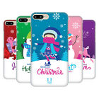 HEAD CASE DESIGNS CHRISTMAS TIDINGS HARD BACK CASE FOR APPLE iPHONE 7 PLUS