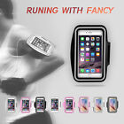 Sport Running Jogging Cycling Gym Arm Band Key Bag Case Cover For iPhone Samsung