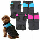 Dog Puppy Pet Warm Insulated Padded Coat Thick Winter Puffer Jacket Clothes S-XL