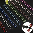 Lot 10 Pcs Girl Sweet Crystal Rhinestone Flower Mini Hair Claws Clips Pin Clamps