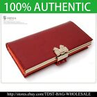 [OMNIA]Crystal Genuine Leather Purse Long Wallet-KR361L image
