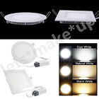 Cree 6W 12W 15W 18W 21W  LED Recessed Ceiling Panel Down Light Cabinet Bulb Lamp
