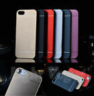 Aluminum Ultra-thin Metal Hard Case Back Cover For Apple iPhone 4S/ 5S/6 Plus zu