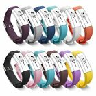Silicone Bracelet Strap Replacement Band for Fitbit Alta Smart Fitness Tracker