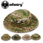 INFANTRY Sport Army Tactical Camo Patrol Field Cap Camouflage Boonie Bush Hat
