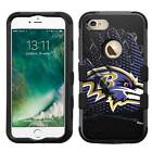 Baltimore Ravens #Glove Rugged Impact Armor Case for iPhone 5s/SE/6/6s/7/Plus $19.95 USD on eBay