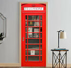 3D Public Phone 19 Door Wall Mural Photo Wall Sticker Decal Wall AJ WALLPAPER AU