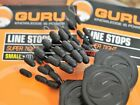 2 x Guru Super Tight Line Stops / Float Stops Small , Medium OR Large WH*