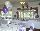 Wedding Balloons Decoration Kit - Arch & 10 Tables - Many Colours To Choose