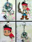 JAKE AND THE NEVERLAND PIRATES OR BUZZ LIGHTYEAR ACRYLIC KEYRING