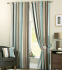 duck egg stripe curtains