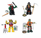 "TMNT Teenage Mutant Ninja Turtles WWE Mash Up 6"" Action Figures NEW"