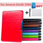 Magnetic Auto Sleep Cover Case For New Kindle 2016 (8th Generation) 6-inch lot