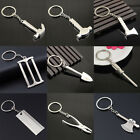 Fashion Design Key Chain Metal Adjustable Creative Tool Ring Key Ring Keychains