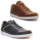 Pantofola D'Oro Auronzo Mens Leather Matt Trainers