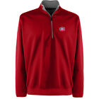 ANTIGUA MONTREAL CANADIENS MEN'S LEADER PULLOVER