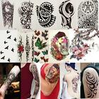 Tatuaggio Temporaneo Rimovibile Impermeabile Tatuaggio Arte Tattoo Sticker HOT
