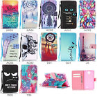 Fr Lenovo A536 Patterned Magnetic Flip Wallet Leather Stand Card Slot Case Cover