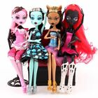 HOT Kids Body Girls Monster Doll Elf Move Joints High Plastic Toys XMAS Gifts