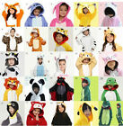 Kid Pajamas Kigurumi Unisex Cosplay Animal Costume Onesie1 Children Nightwear