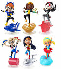 "Mattel DC Super Hero Girls Mini 3"" Vinyl Collectible Figure - NEW"