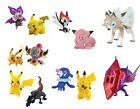 Tomy Pokemon Battle Pose Figure Pack - Pikachu Hoopa Hawlucha Sableye Pancham