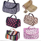 New Fashion Women Multifunction Travel Cosmetic Bag Makeup Case Pouch Toiletry