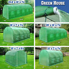 New Green House Larger Walk-In Outdoor Plant Gardening Hot Greenhouse Outdoor