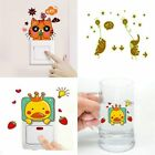 Cartoon Wall Stickers Switch Stickers New Cute Home Decor Animal Decal 1pc