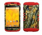 Google LG Nexus 4 Camo Camouflage RKR Hard&Rubber Rugged Armor Phone Case Cover