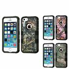 Impact Design Hard Case Rubber Hybrid Protector TUFF Cover for iPhone 5 5S SE