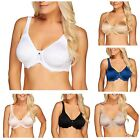 Breezies Wild Rose II Seamless Underwire Support Bra A266223 CHOICE OF COLORS