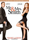 Mr. and Mrs. Smith (DVD, 2005, Full Screen)