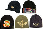 Zelda / Legend Of Zelda / Nintendo Beanie Hat Adult Size - New Official With Tag